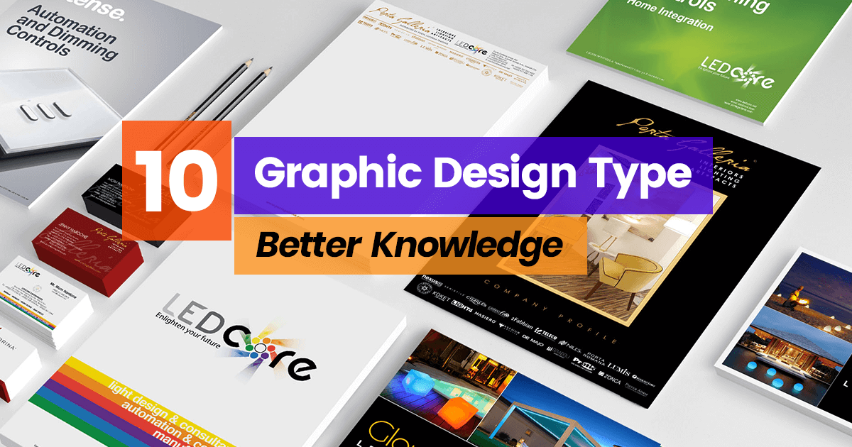 Every Designer Need To Know Top 10 Types Of Graphic Design Uxoui